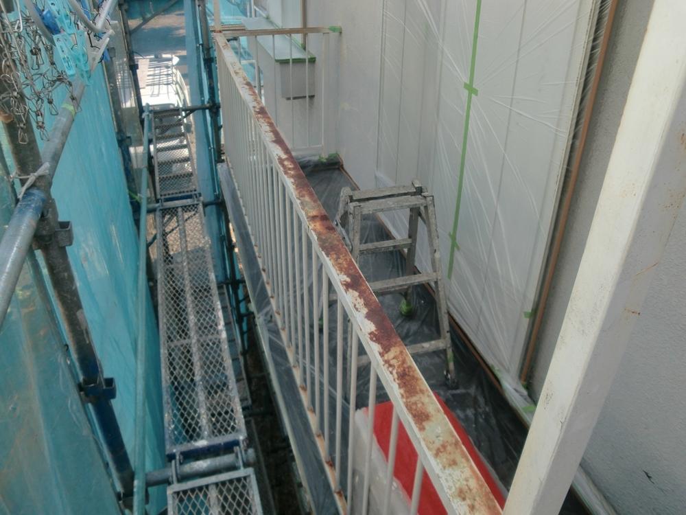 調布市K様邸 外壁屋根塗装工事のサムネイル画像6