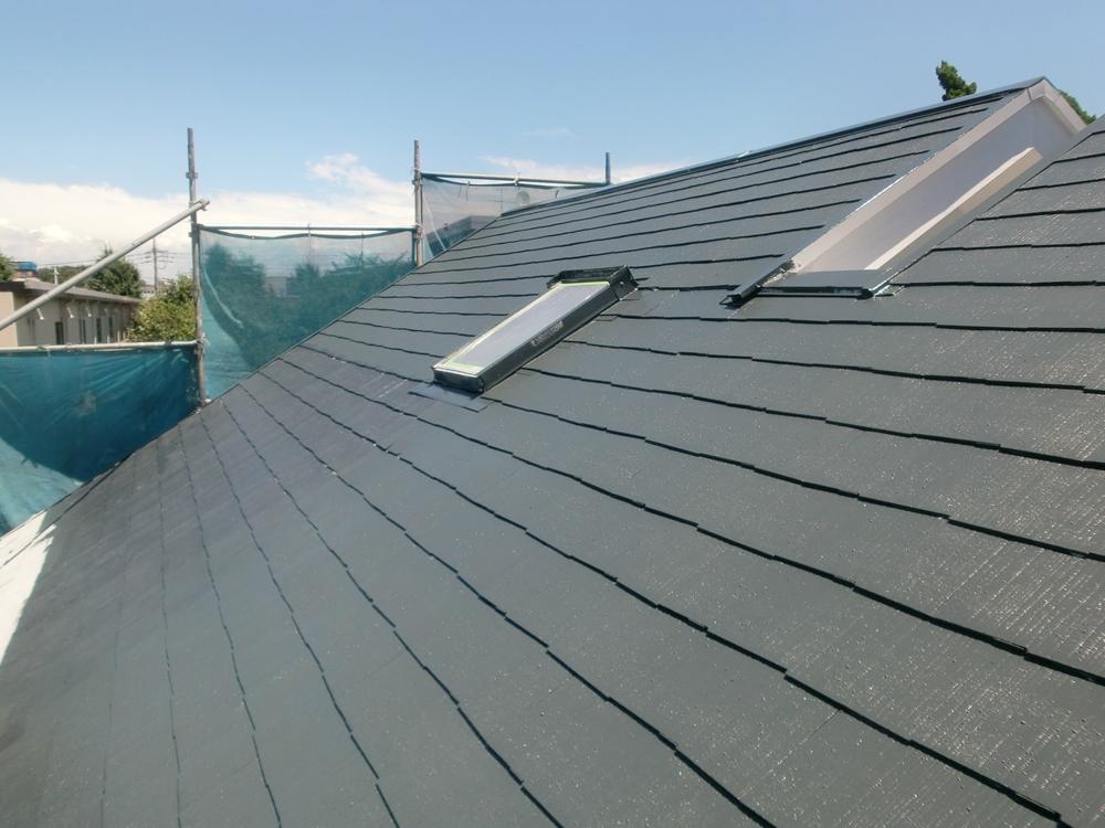 調布市K様邸 外壁屋根塗装工事のサムネイル画像3