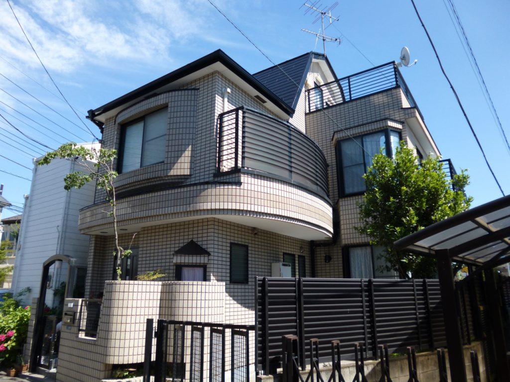 大田区H様邸 外壁屋根塗装工事のサムネイル画像1
