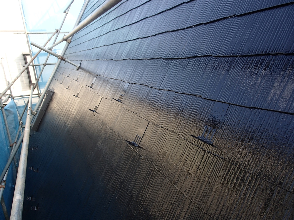 大田区T様邸 屋根外壁塗装リフォームのサムネイル画像4