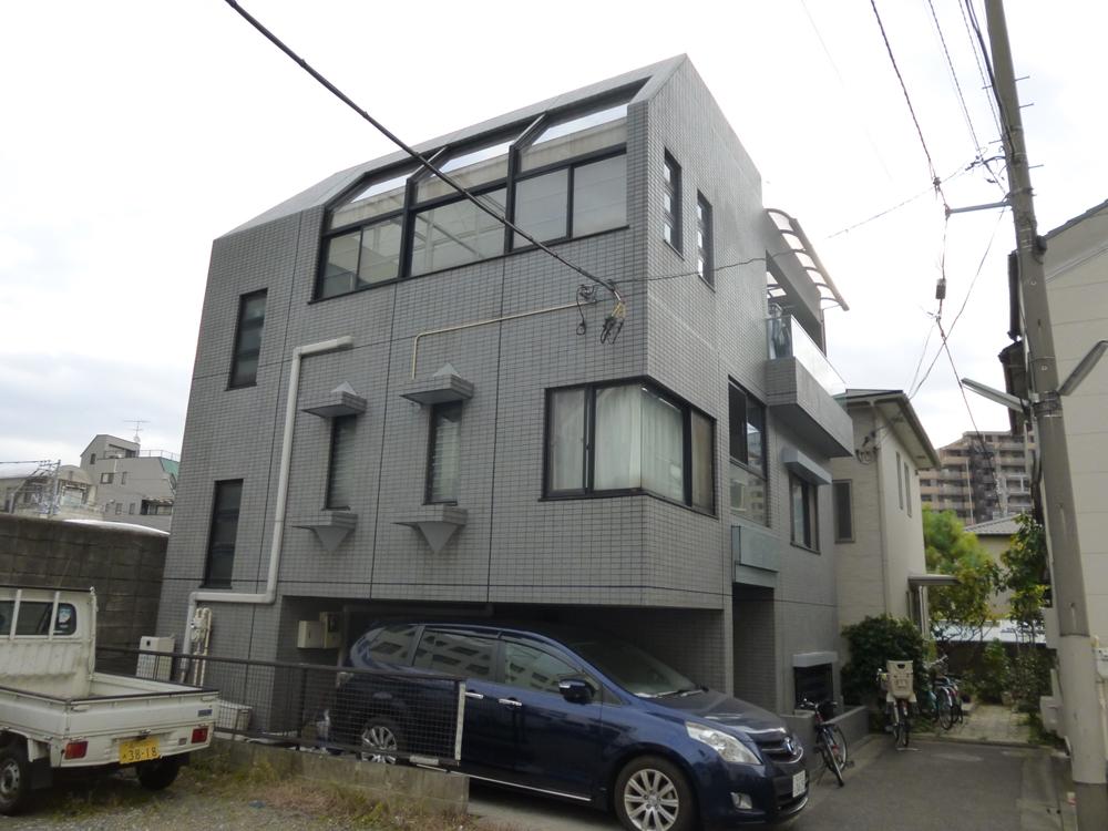 大田区M様邸 外壁美装工事のサムネイル画像1