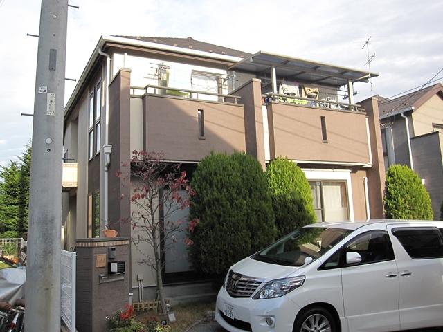 川崎市Y様邸 外壁・屋根塗装工事のサムネイル画像1