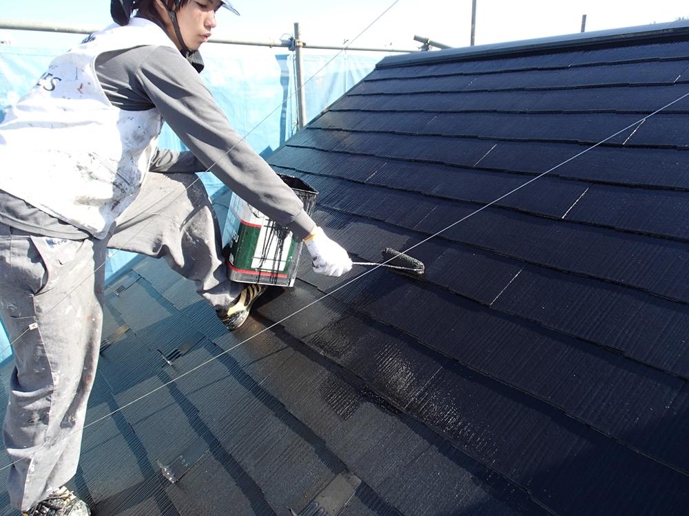 大田区E様邸 屋根外壁リフォーム工事のサムネイル画像5