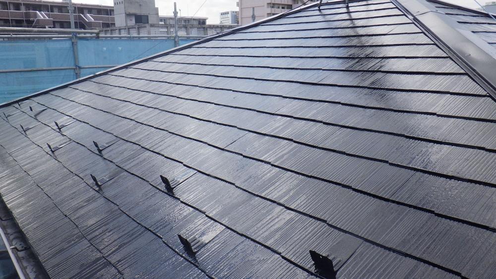 大田区O様邸 屋根外壁塗装リフォーム工事のサムネイル画像4