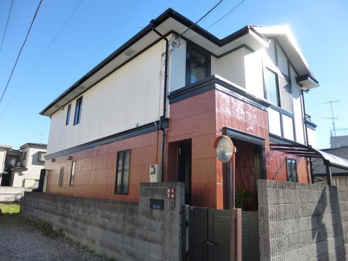 大田区K様邸 屋根外壁塗装リフォーム工事のサムネイル