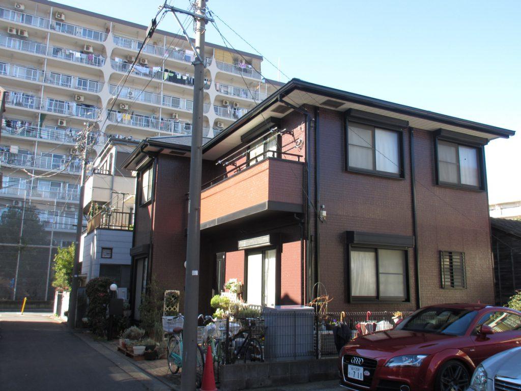 大田区S様邸 外壁屋根塗装工事のサムネイル画像1