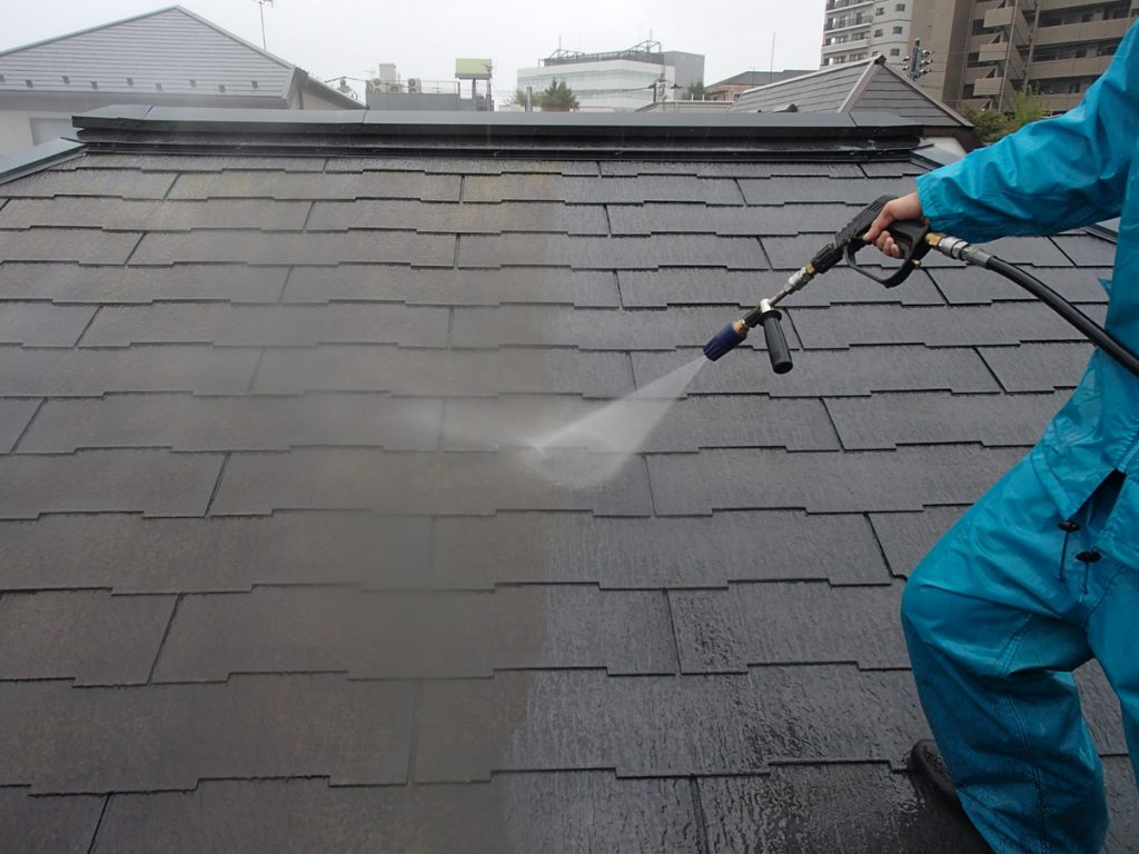 大田区S様邸 外壁屋根塗装工事のサムネイル画像3