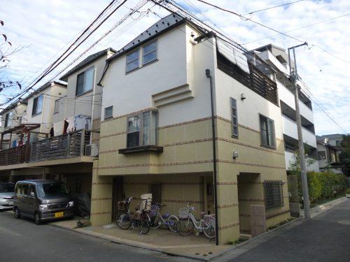 大田区下丸子H様邸 外装リフォーム工事完工しました。のサムネイル