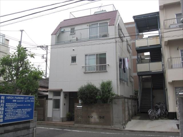目黒A様邸 外壁・屋上防水工事のサムネイル画像1