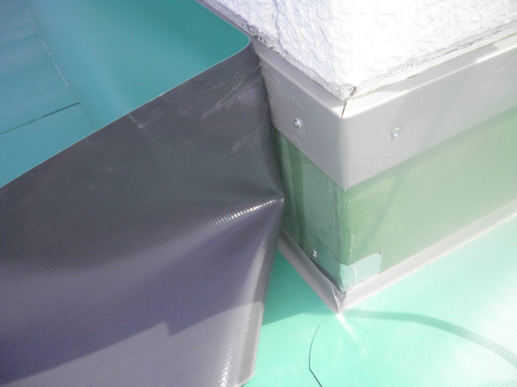 目黒A様邸 外壁・屋上防水工事のサムネイル画像4