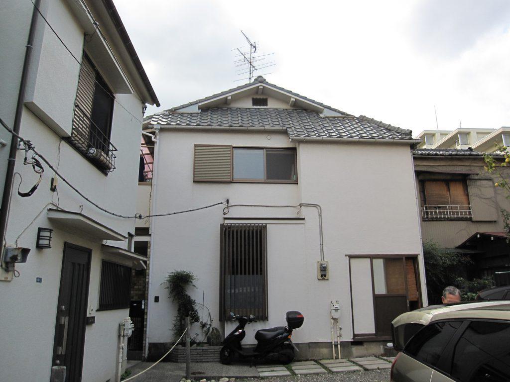渋谷区Y様邸 外壁塗装工事のサムネイル画像1