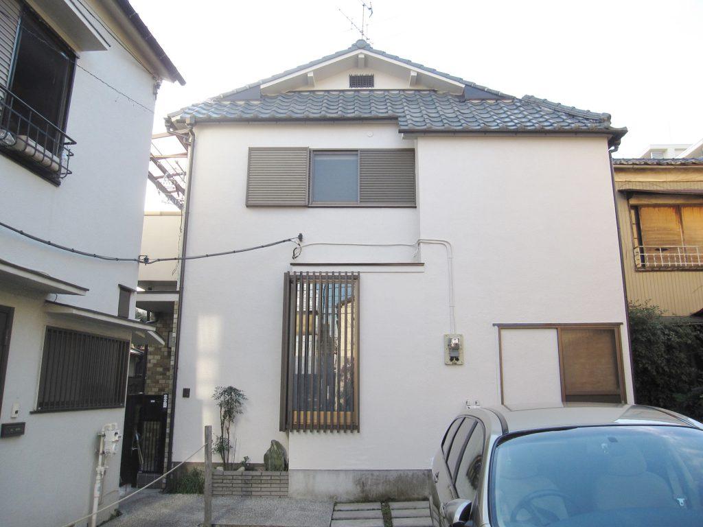 渋谷区Y様邸 外壁塗装工事のサムネイル画像8