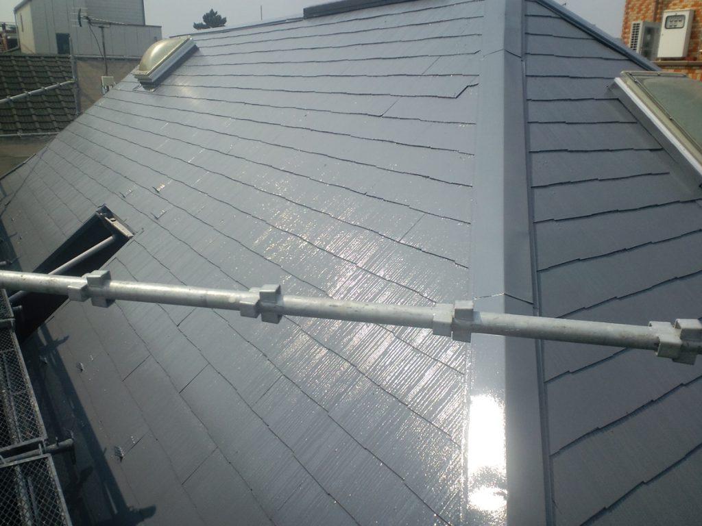 大田区I様邸 外壁,屋根塗装工事のサムネイル画像2