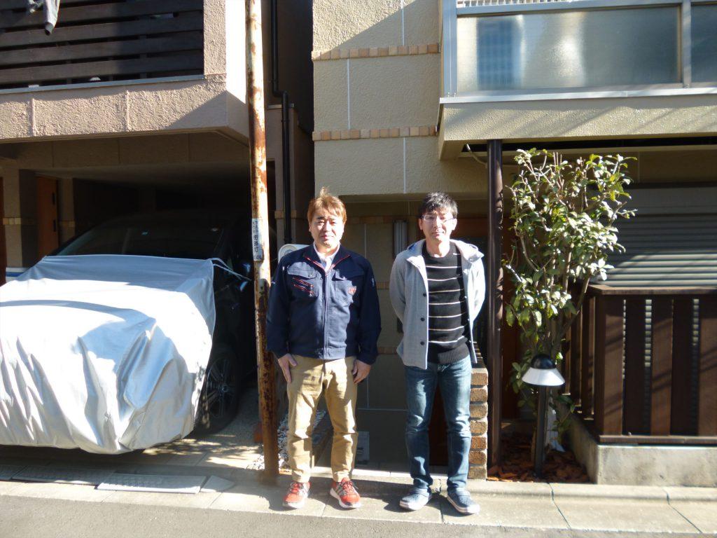 お客様の声:大田区U様邸 屋根外壁塗装工事のサムネイル画像3