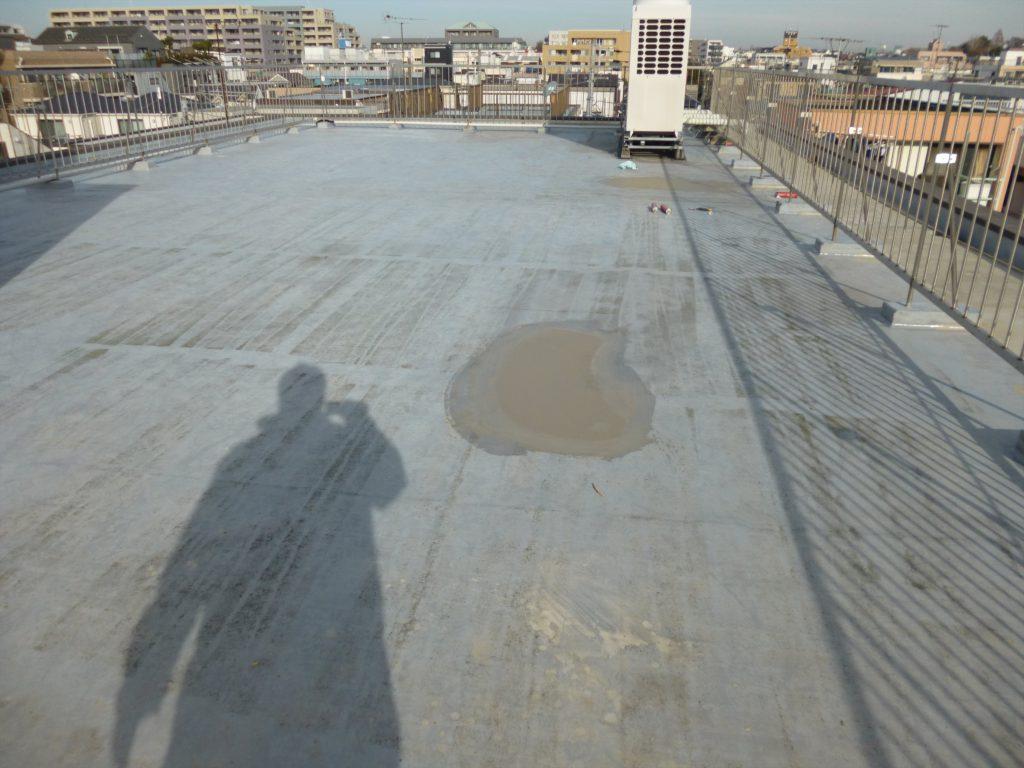 大田区Iアパート 屋上防水工事のサムネイル画像2
