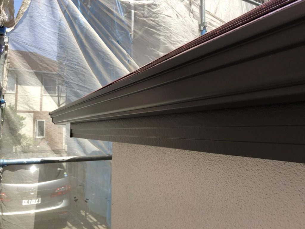 川崎市Y様邸 屋根外壁塗装工事のサムネイル画像6