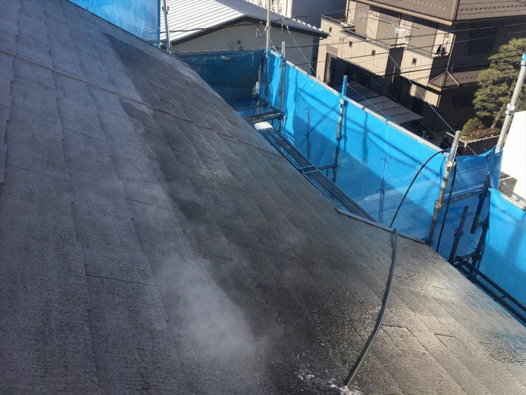 大田区K様邸 外壁塗装工事のサムネイル画像1