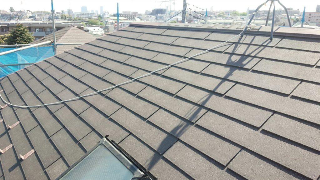 川崎市Y様邸 屋根外壁塗装工事のサムネイル画像1