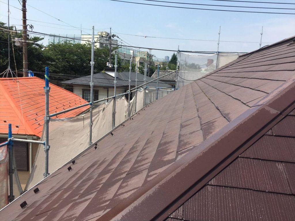大田区H様邸 屋根外壁塗装工事のサムネイル画像1