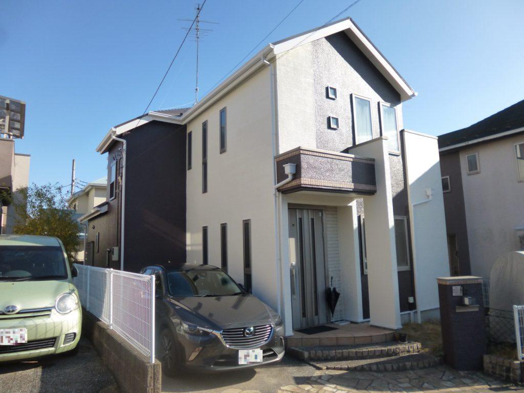 川崎市H様邸 屋根外壁塗装工事