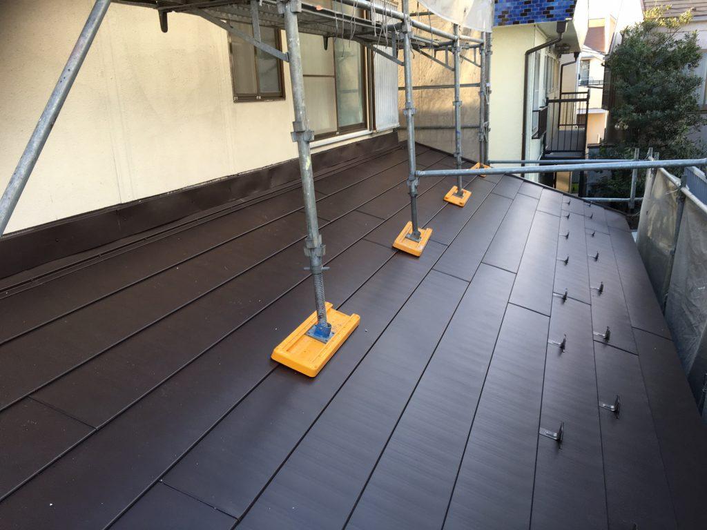 大田区K様邸 屋根改修・外壁塗装工事のサムネイル画像8