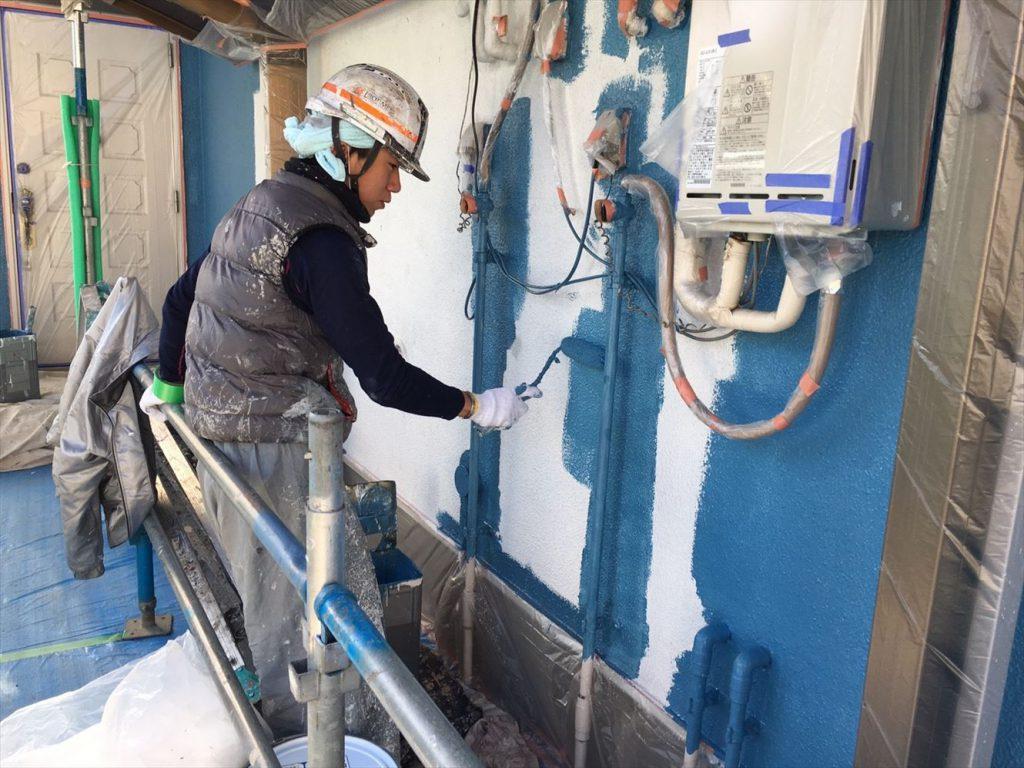 大田区U様邸 外壁塗装工事のサムネイル画像4