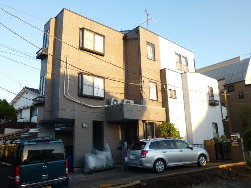 世田谷区S様邸 外壁塗装工事のサムネイル