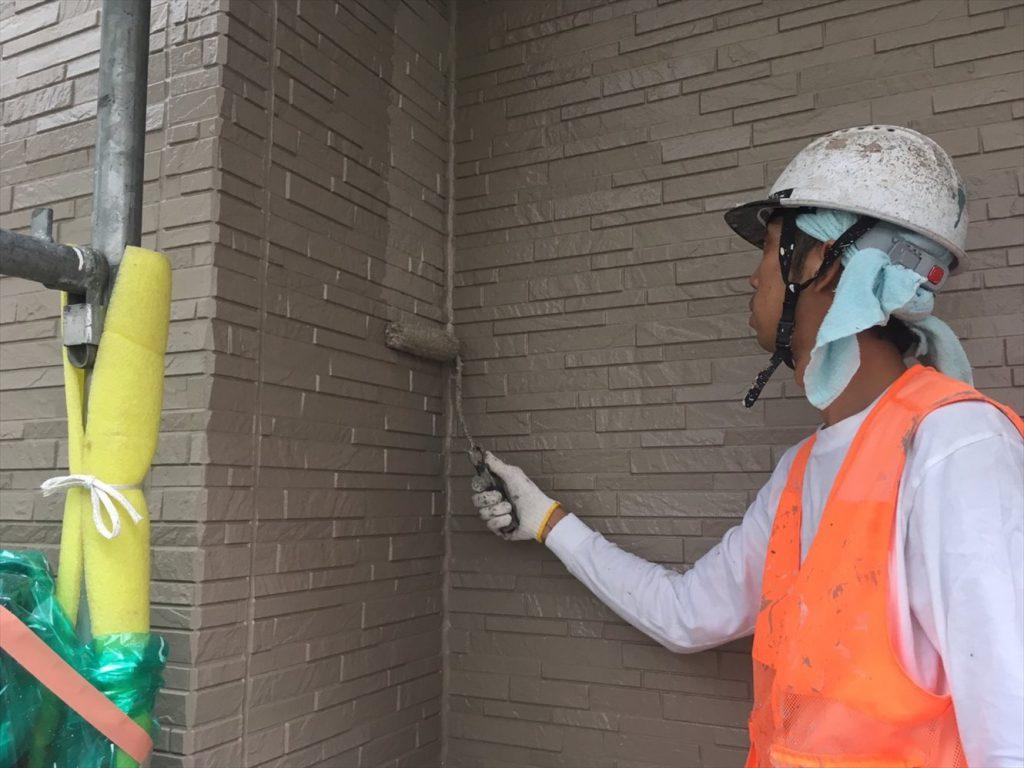 大田区O様邸 屋根外壁塗装工事のサムネイル画像3