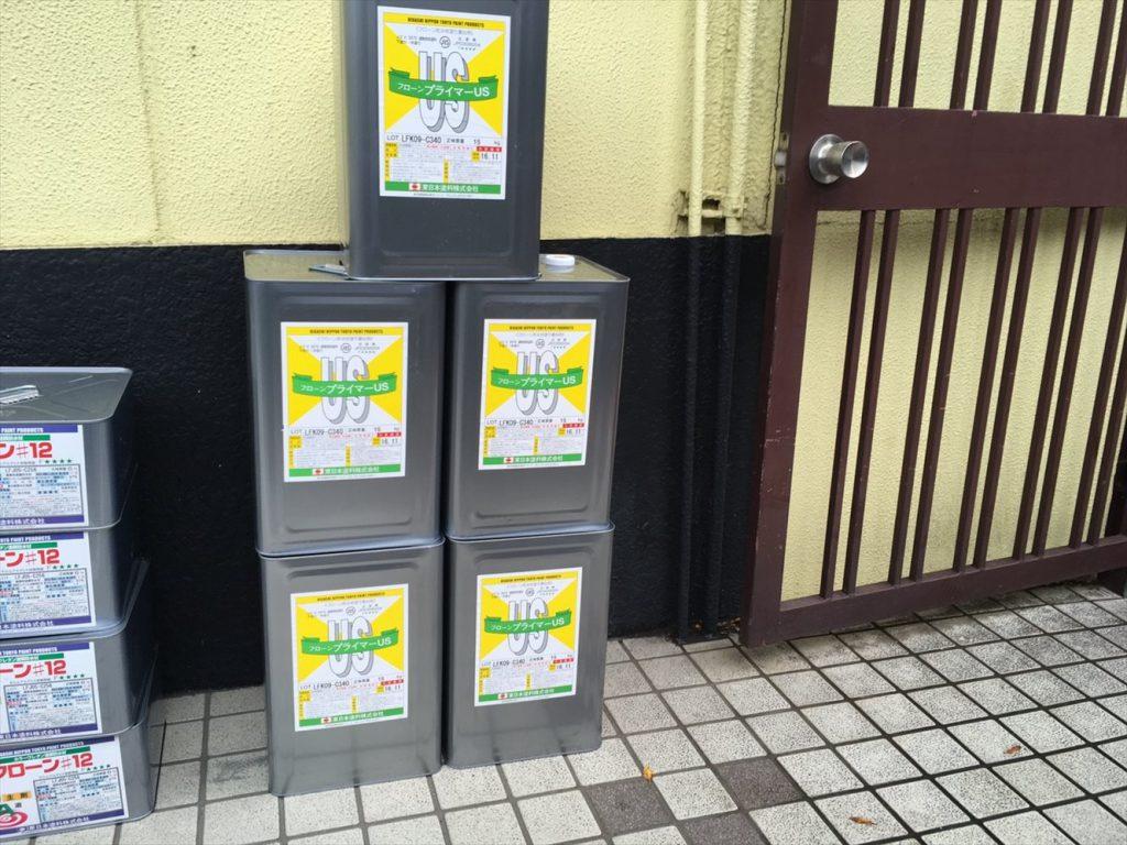 大田区Iアパート 屋上防水工事のサムネイル画像7
