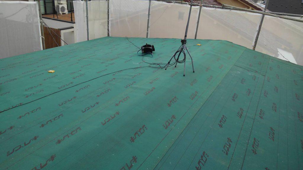 目黒区H様邸 屋根改修・外壁塗装工事のサムネイル画像4