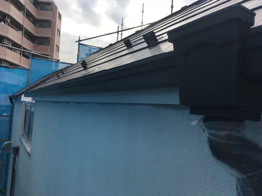 目黒区M様邸 屋根外壁塗装工事のサムネイル画像6