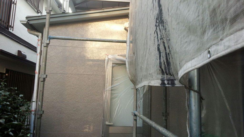 大田区K様邸 屋根外壁塗装工事のサムネイル画像2