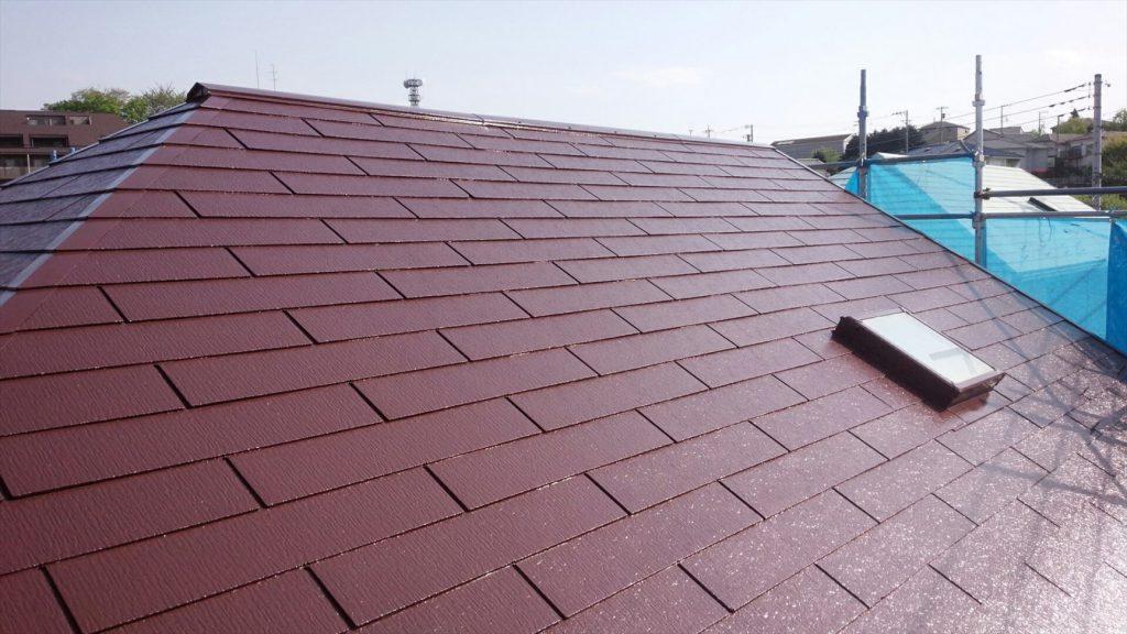 川崎市K様邸 屋根外壁塗装工事のサムネイル画像2