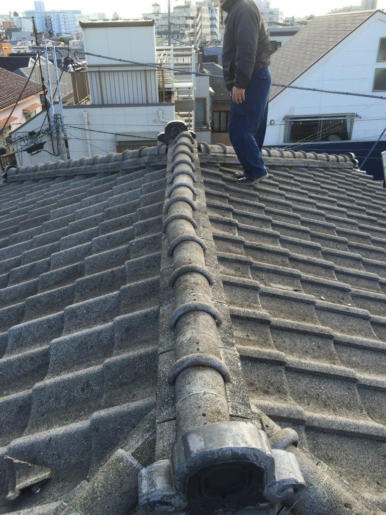 大田区K様邸 屋根改修・外壁塗装工事のサムネイル画像3