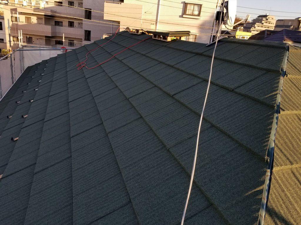 大田区S様邸 屋根修繕工事(重葺き)のサムネイル画像6