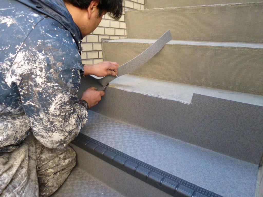 品川区 H物件 共用廊下改装のサムネイル画像6