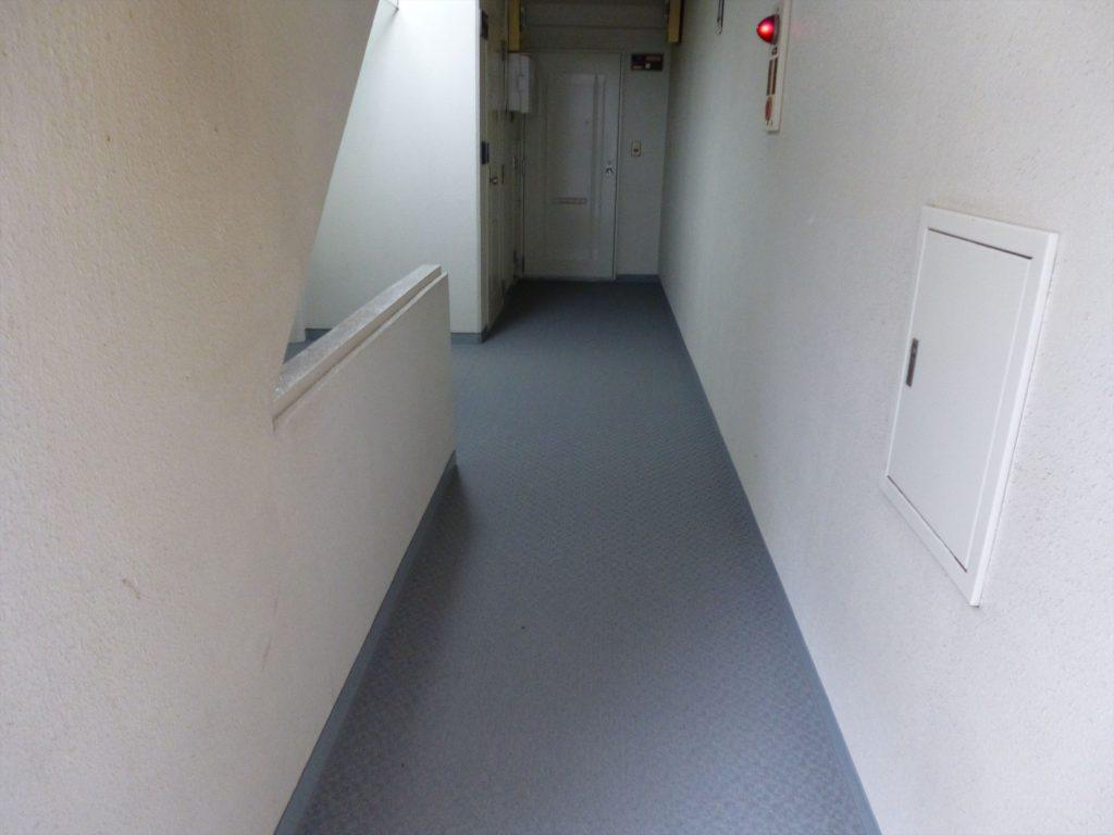 品川区 H物件 共用廊下改装のサムネイル画像3