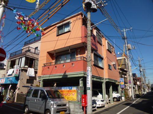 大田区H様邸 屋根・外壁塗装工事のサムネイル