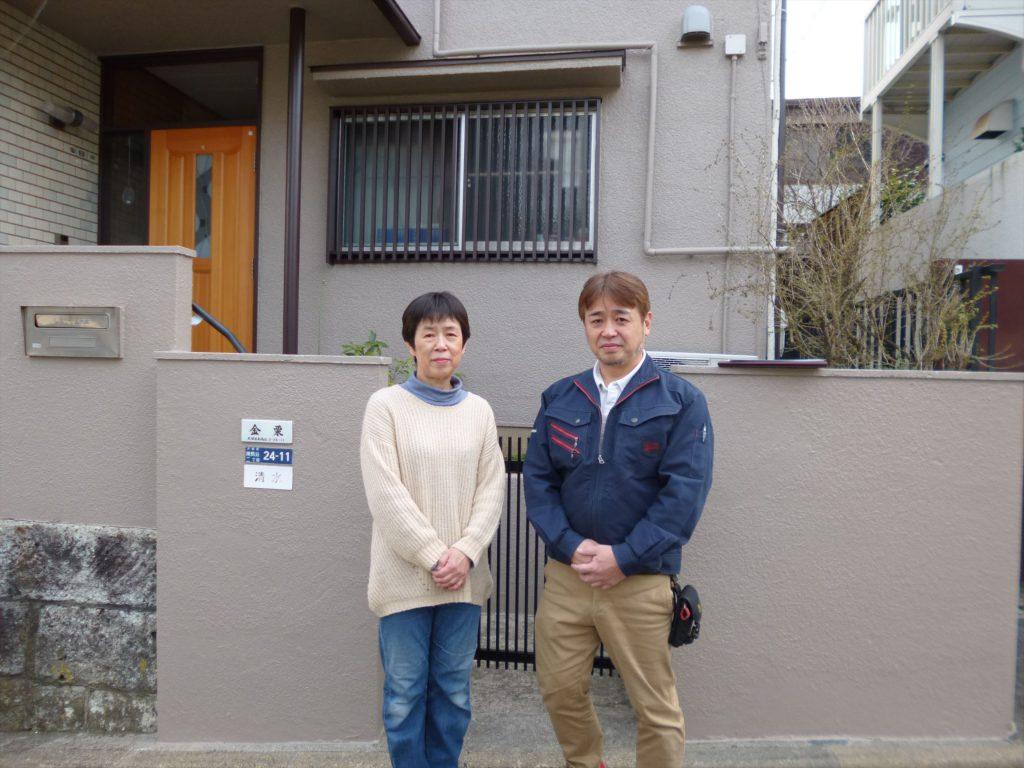 大田区K様邸 屋根外壁塗装工事のサムネイル画像8