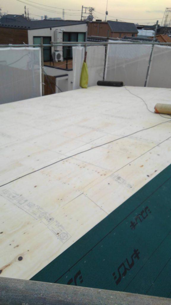 目黒区H様邸 屋根改修・外壁塗装工事のサムネイル画像3