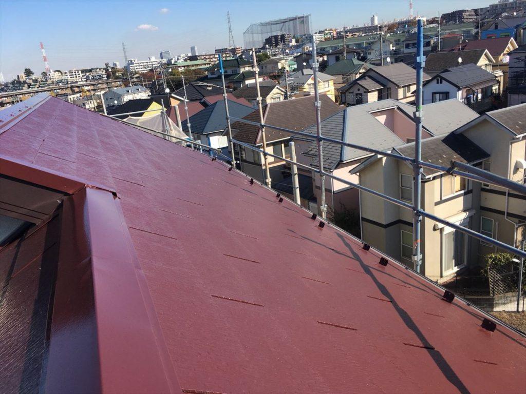 川崎市H様邸 屋根外壁塗装工事のサムネイル画像4