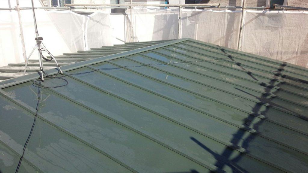 目黒区H様邸 屋根改修・外壁塗装工事のサムネイル画像5