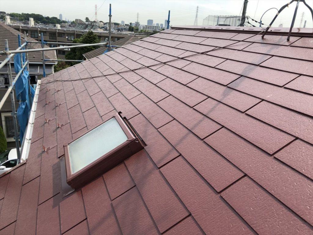 川崎市Y様邸 屋根外壁塗装工事のサムネイル画像2