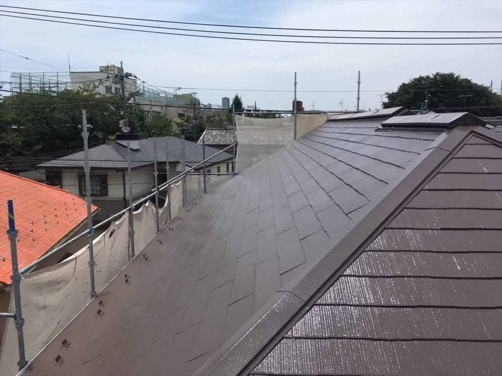 大田区H様邸 屋根外壁塗装工事のサムネイル画像2