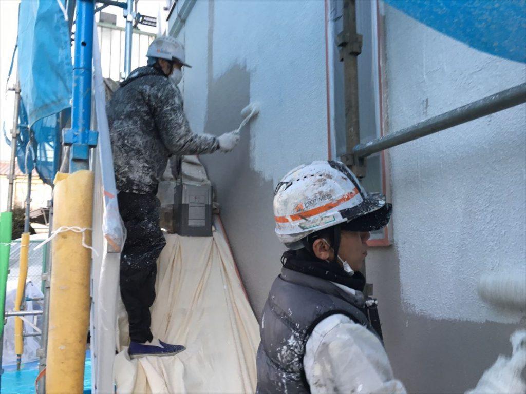 大田区U様邸 外壁塗装工事のサムネイル画像3