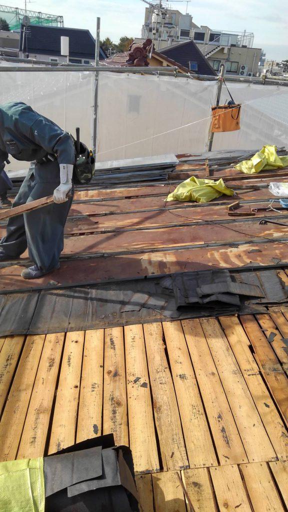 目黒区H様邸 屋根改修・外壁塗装工事のサムネイル画像2