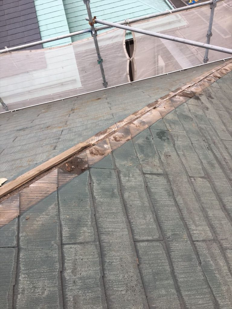大田区S様邸 屋根修繕工事(重葺き)のサムネイル画像2