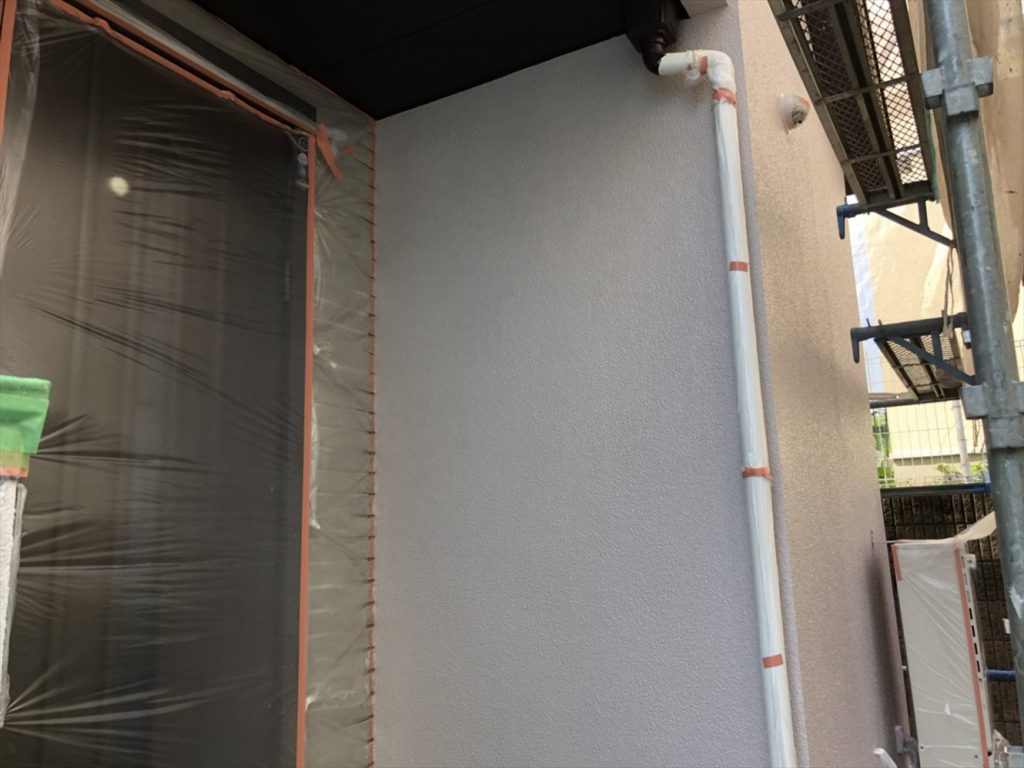 川崎市Y様邸 屋根外壁塗装工事のサムネイル画像4