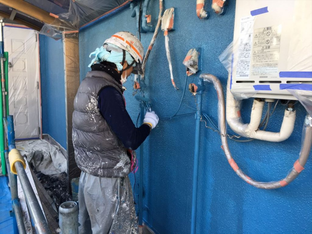 大田区U様邸 外壁塗装工事のサムネイル画像5