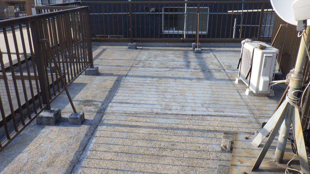 目黒区T様持ち物件 屋根防水・外壁塗装工事のサムネイル画像7